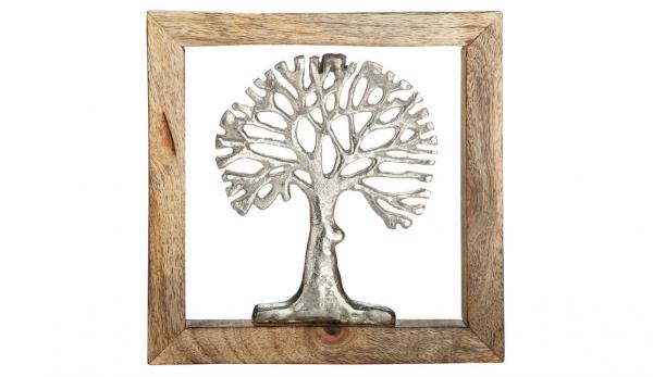 """Декорация за стена """"Дървото на живота"""""""