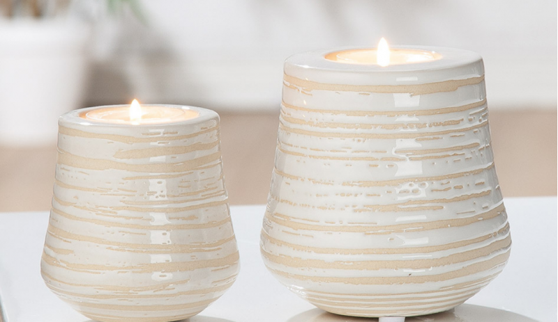 "Свещник за чаени свещи ""Deserto"""