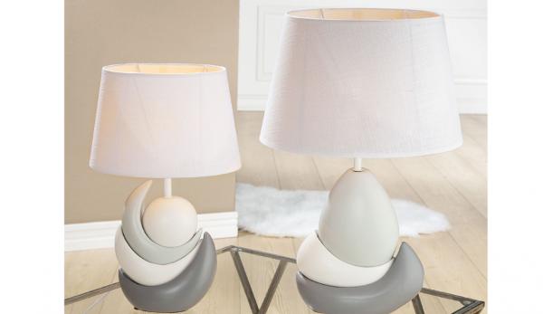 "Нощна  керамична лампа ""Arche"""