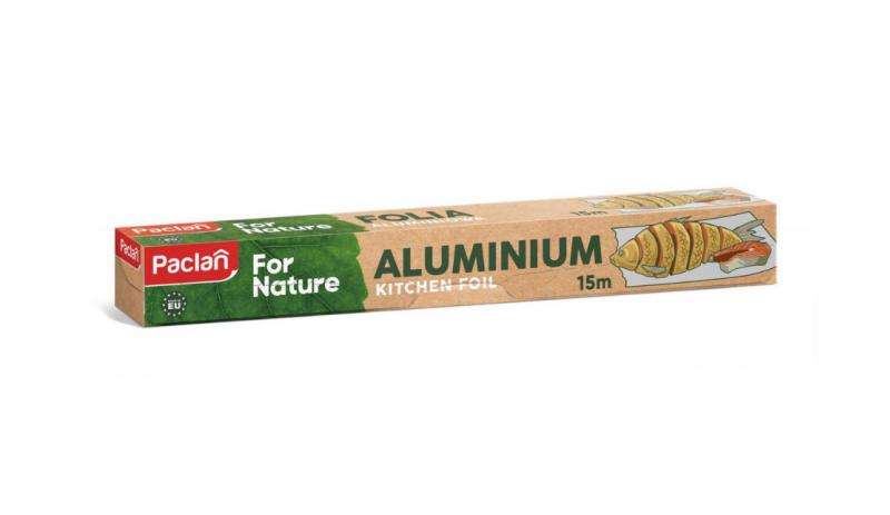 Алуминиево фолио от рециклиран материал - 3 броя