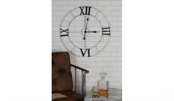 """Стенен часовник с римски цифри """"Factory"""""""