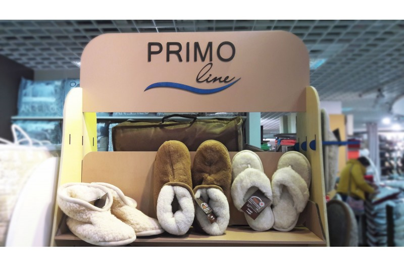 Вълнените продукти на Primo Home - единствено в магазините на ЕНИКОМ М
