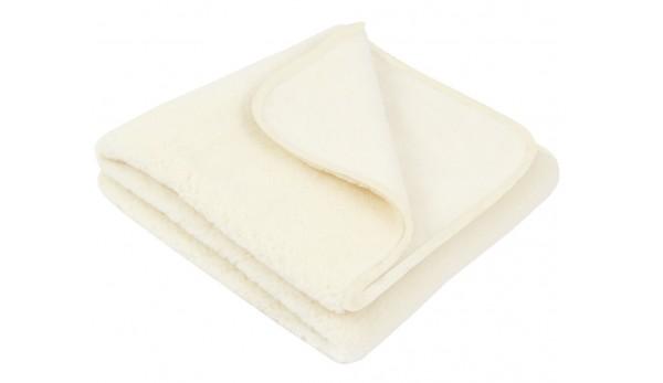 Детско вълнено одеяло Fluff от естествена  мерино вълна