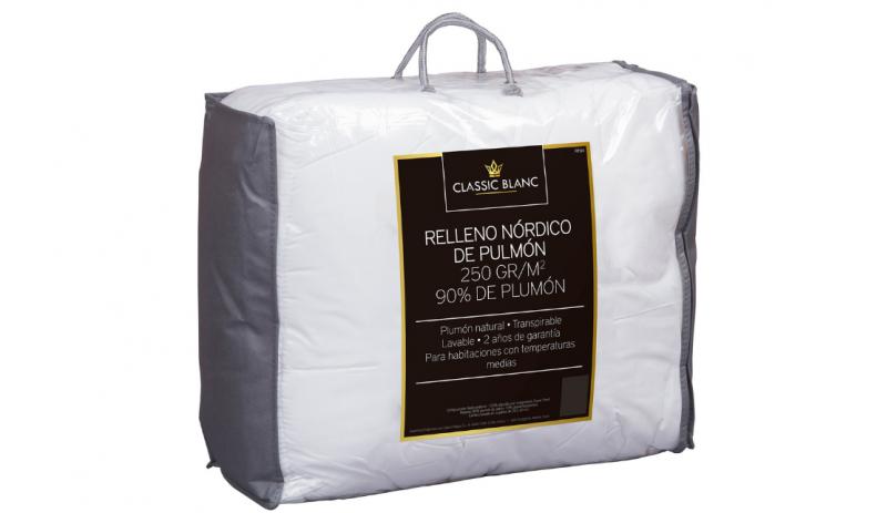 Олекотена завивка NORDICO от 90 % гъши пух, 250 гр., Pikolin Испания