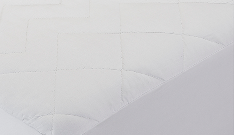 Ватиран протектор за матраци, водоустойчив, 100 % памук 160 гр., Pikolin Испания