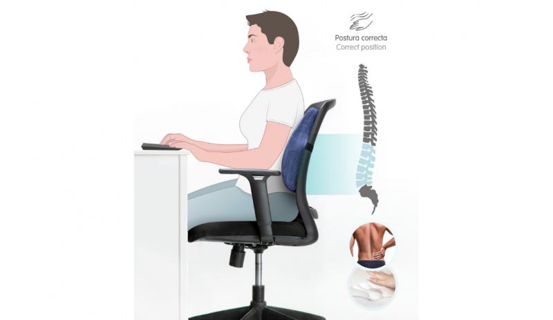 Ергономична възглавница за стол, Pikolin Испания