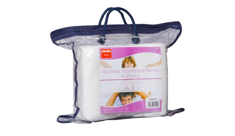 Ергономична, сгъваема и вискоеластична възглавница за облекчаване на натоварването на краката