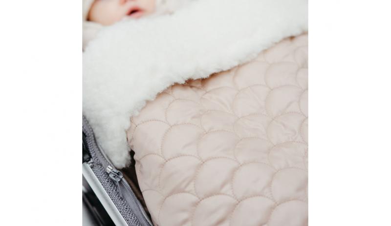 Бебешки спален чувал за количка Bean