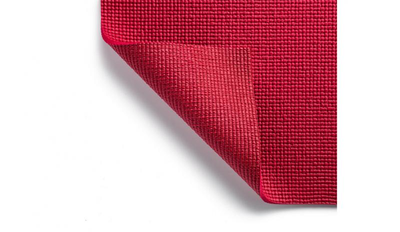 Постелка за йога и гимнастика Brick red